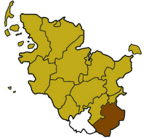 Distrito  Meridional