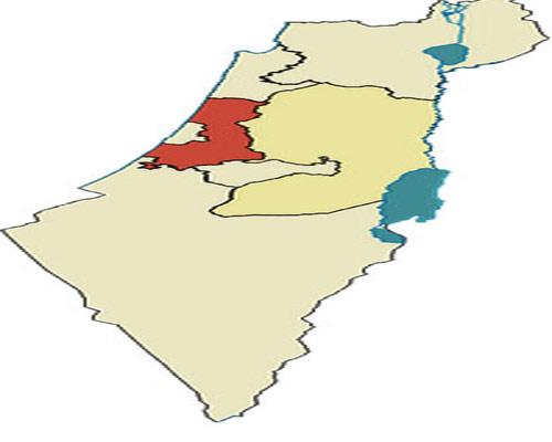 Distrito de Jerusalén
